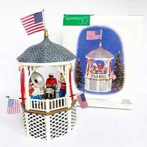 Dept 56 Heritage Village Stars and Stripes Forever